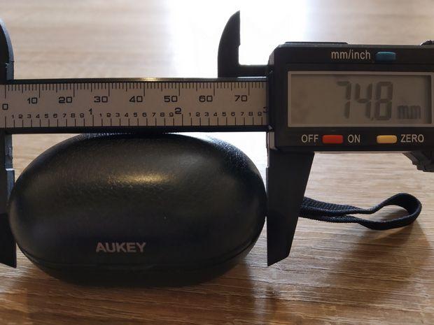 test et avis sur les écouteurs intra-auriculaires True Wireless - Aukey EP-T20 @ Tests et Bons Plans