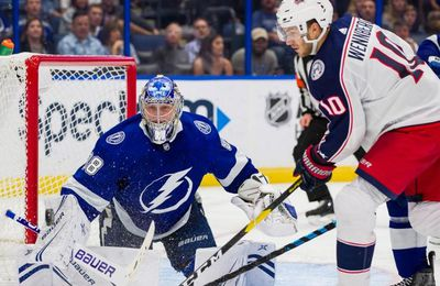 Columbus Blue Jackets @ Tampa Bay Lightning ce mardi sur Canal + Sport !
