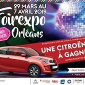 Foirexpo Orléans 2019 - 350 exposants, du 29 mars au 7 avril 2019