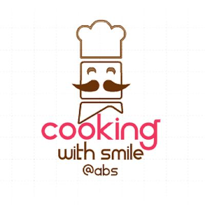 Cooking with smile