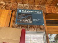 Entrainement des Copains en Savoie à 2516m d'altitude