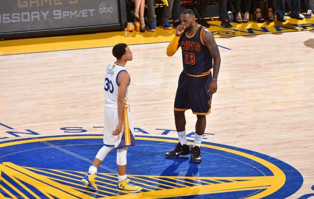 LeBron James et les Cavs en mission contre les Warriors de Stephen Curry plus motivés que jamais