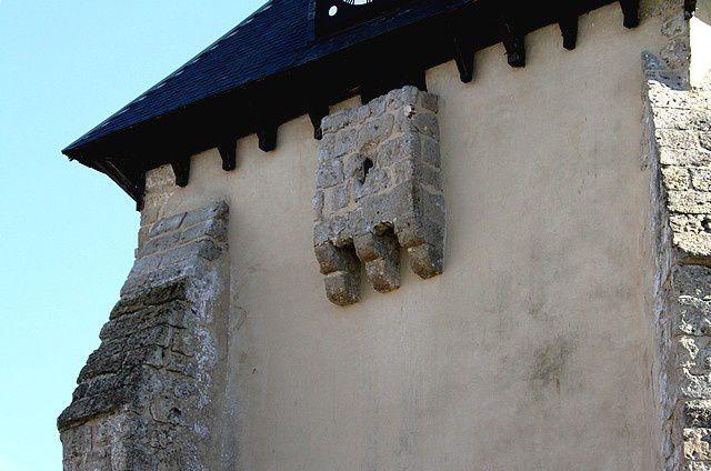 Diaporama église fortifiée de Poyartin