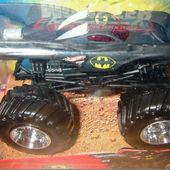 BATMAN MONSTER JAM HOT WHEELS - car-collector.net