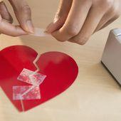 Se remettre d'une rupture amoureuse serait aussi dur qu'une cure de désintox