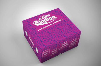 Packaging Colis Indigo