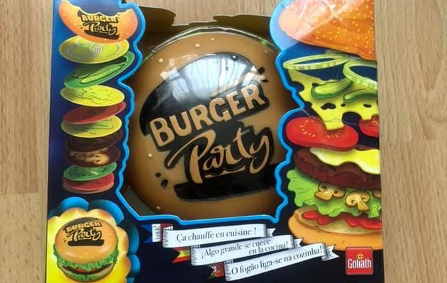 Burger party Goliath