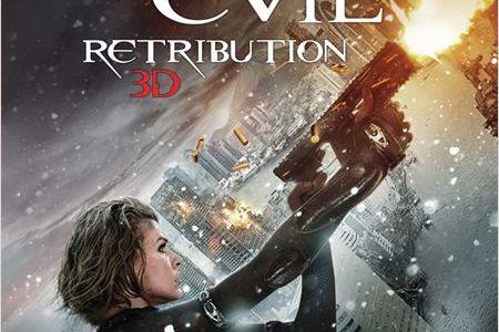 """PLANETE CRITIQUE : """"RESIDENT EVIL : RETRIBUTION 3D"""""""