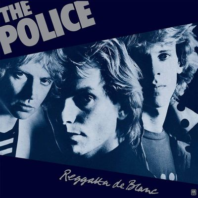The Police Reggatta de Blanc (AM records, 1979)