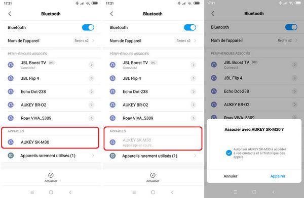 test de l'enceinte nomade Bluetooth Aukey Éclipse @ Tests et Bons Plans