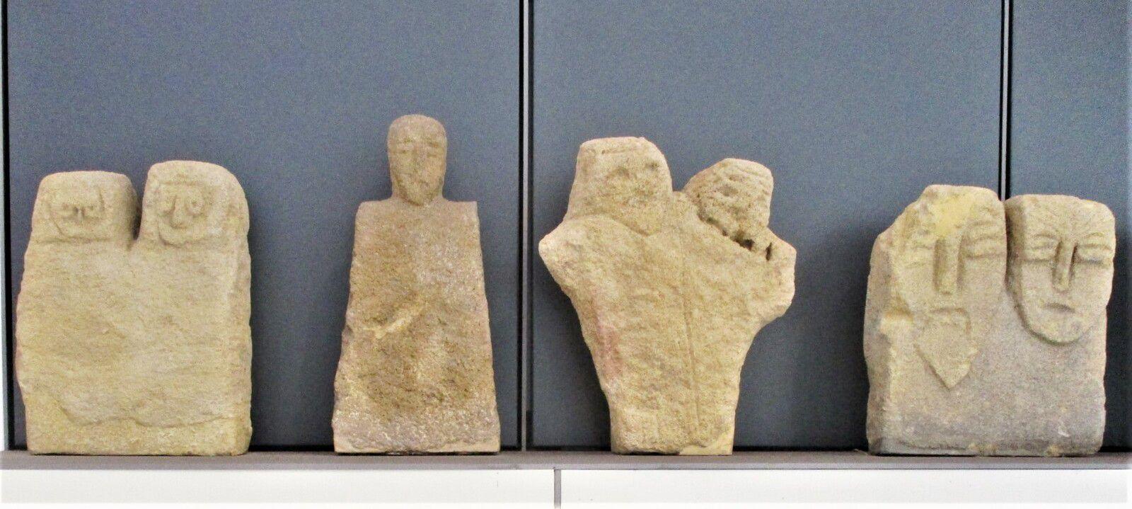Figures votives ou apotropaïques du VIe s. au Ve s.  av. JC