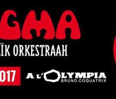 Agenda : Magma & le Mëtalïk Orkestraah à l'Olympia, les 2 & 3 février 2017