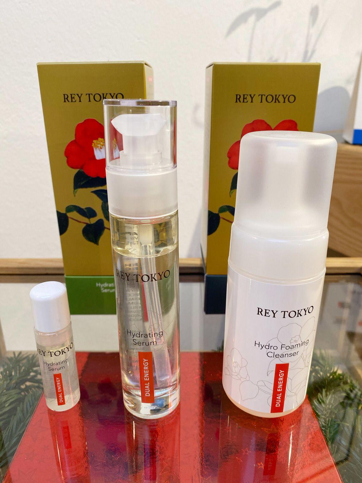 Rey Tokyos Kosmetiklinie