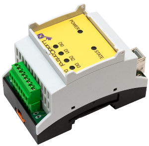 Jobs USB Digital Input Module can be used for