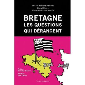 Bouquins en Bretagne : Invités Pierre-Emmanuel Marais et Ronan Pérennès. Février 2015