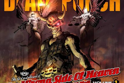 Five finger death punch - The wrong side of heaven.../Vol. 1