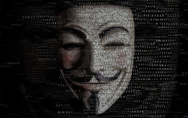 "Anonymous ""efface"" Israël d'Internet"