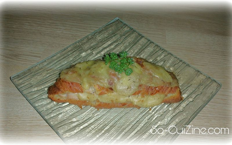 Croissant Jambon-Fromage