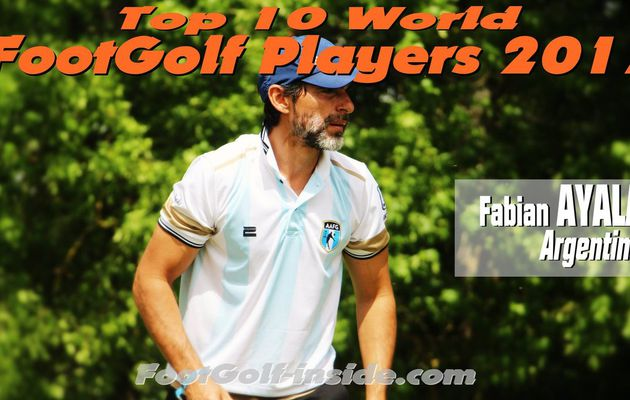 Top 10 players 2017 : Fabian AYALA