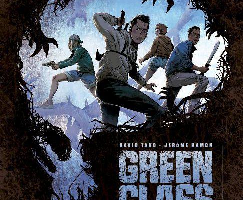 Green Class, tome 2 : L'alpha - Jerôme Hamon & David Tako