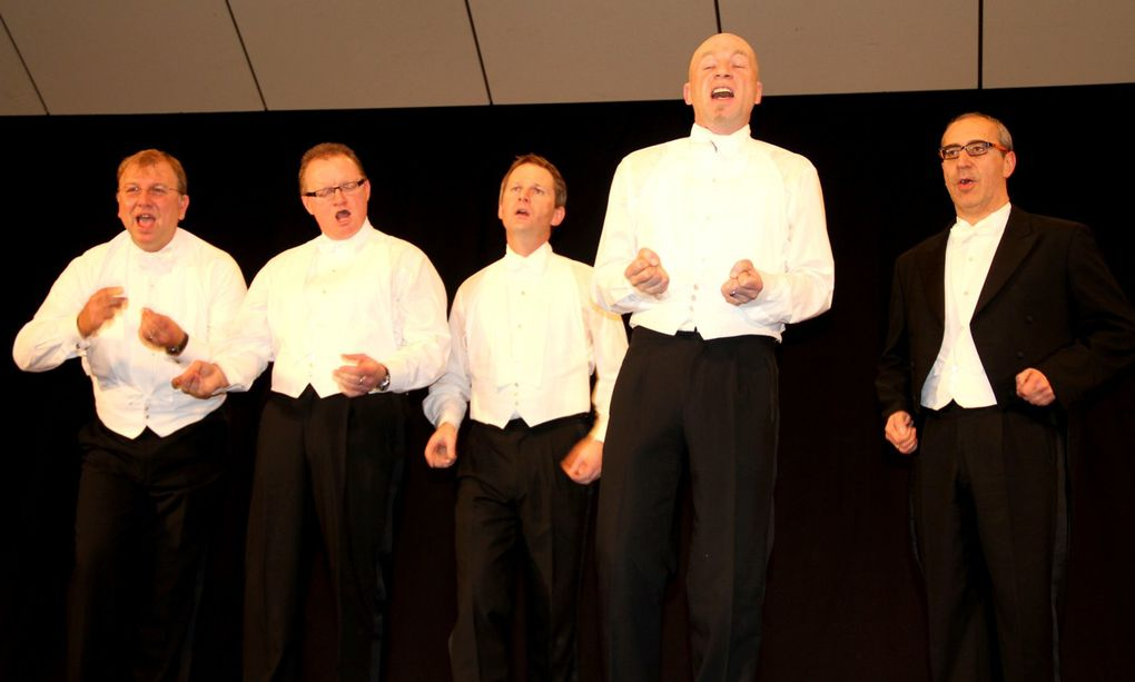 Album - Neujahrskonzert Gemeinde Harmonia Vocalis