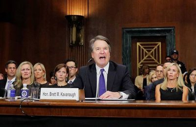 La très dhésonorable Kavanaugh