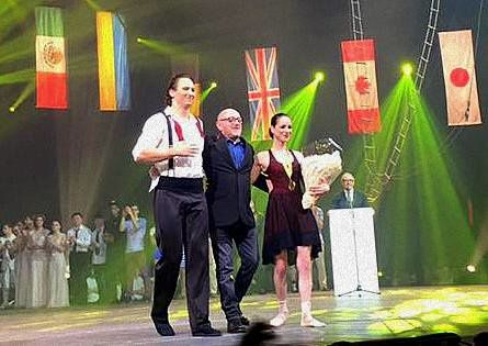 Les médailles du XXXVII° Festival du Cirque de Demain