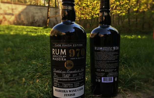 Rum 970 - Wine Cask Finish 2020