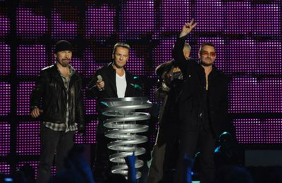 U2 - MTV Europe Music Awards 2009 -O2 Arena -Berlin -05/11/2009