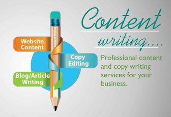 Services de rédaction, de relecture et de conception de textes uniques