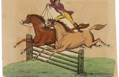 Andrew Ducrow (1793-1842) une star du cirque hors du commun