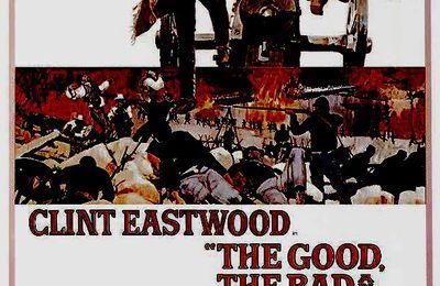 THE GOOD THE BAD AND THE UGLY-IL BUONO IL BRUTTO IL CATTIVO-1966-