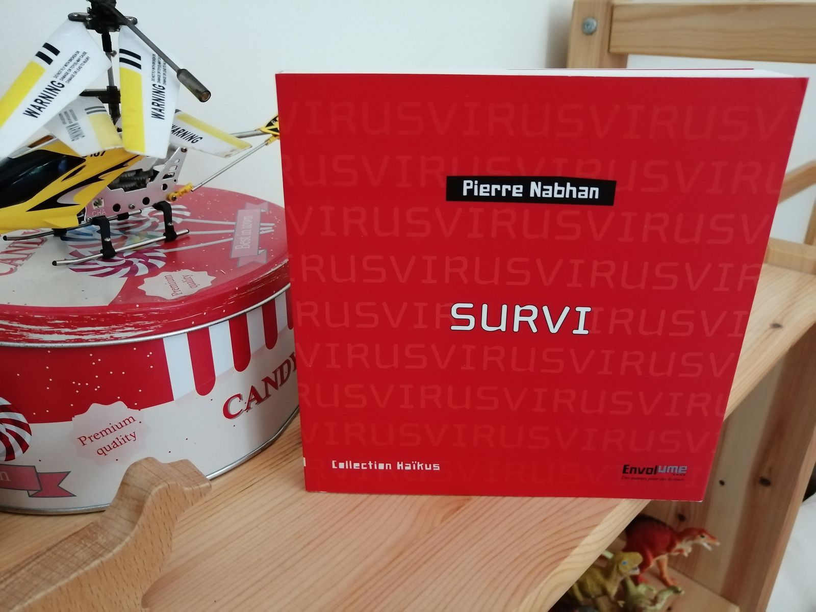 SURVI de Pierre Nabhan