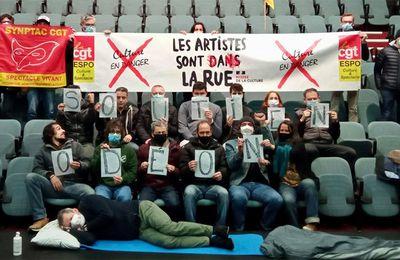 L'info de Pau :: L'occupation d'Espaces Pluriels se poursuit à Pau