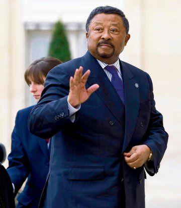 Jean Ping, antiguo colaborador del dictador Omar Bongo, ahora convertido en opositor a la dictadura hereditaria gabonesa.- El Muni.