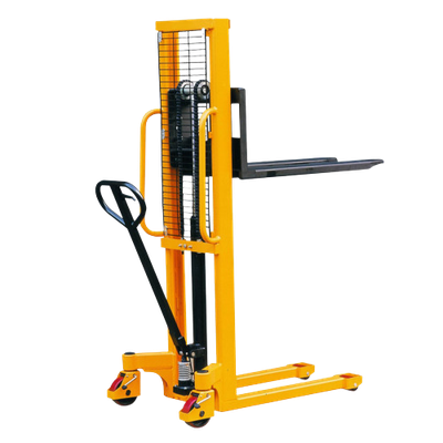 How Much Do You Know About Manual and Electric Stacker?