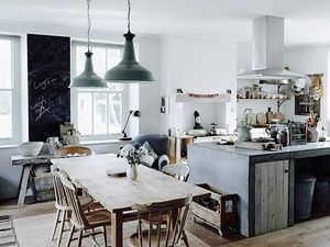 Une maison paisible et apaisante