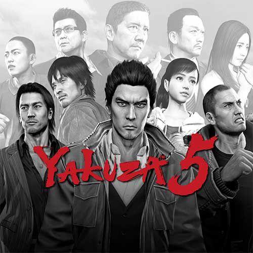 Yakuza 5 est disponible en téléchargement sur Playstation 3 !