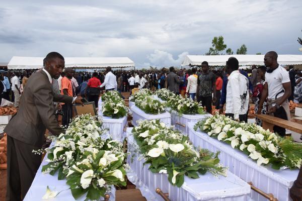 Hécatombe de Ruhagarika, préparatif du référendum et 20 ème sommet du COMESA