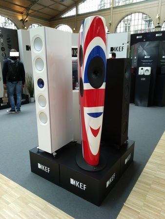 KEF - LSX TWS @ Sound Days 2019 (Carreau du Temple - Paris) - Tests et Bons Plans
