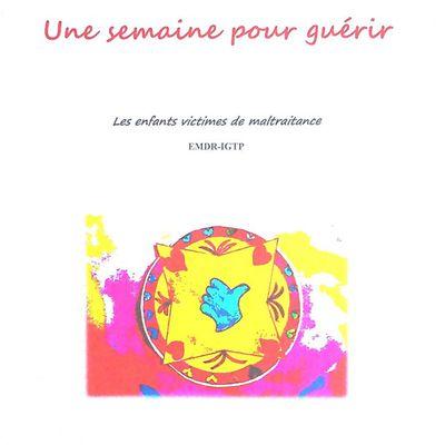"""Livre : """"Une semaine pour guérir"""", les enfants victimes de maltraitance.  Anne-Marie Piffaut"""