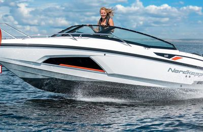 Nordkapp 660 als European Powerboat of the Year 2019 nominiert