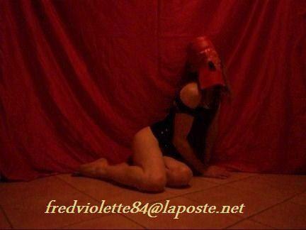 Miss Violette, carnets secrets d'un danseur efféminé dans le Vaucluse