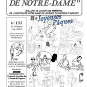 Courrier de ND n°152