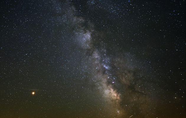 Observer le ciel étoilé