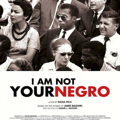I'am not your negro à l'Alhambra