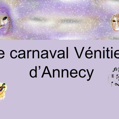 La France - Annecy et son carnaval