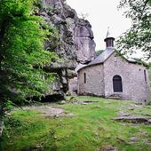 Chapelle Du ROC Lacouture