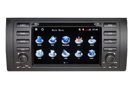 best 42 inch tv | Best Piennoer Car GPS Original Fit (2000/05 -2006) BMW X5 E53 6-8 Inch Touchscreen Double-DIN Car DVD Player  &  In Dash Navigation System,Navigator,Built-In Bluetooth,Radio with RDS,Analog TV, AUX & USB, iPhone/iPod Controls,steering wheel control, rear view camera input