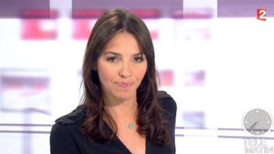 2013 01 21 - SOPHIE LE SAINT - FRANCE 2 - LE JOURNAL @07H30